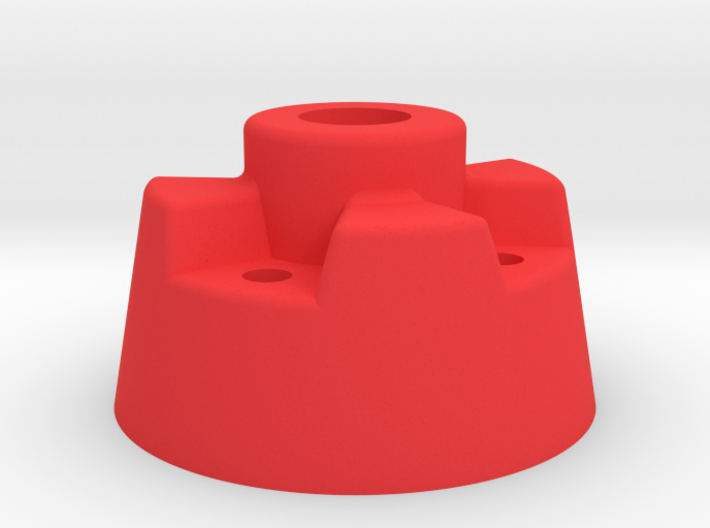 Desktop Base Lamp 3d printed