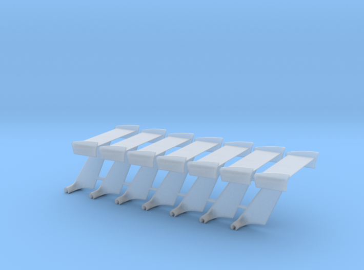 Wings, 7 Pack 3d printed