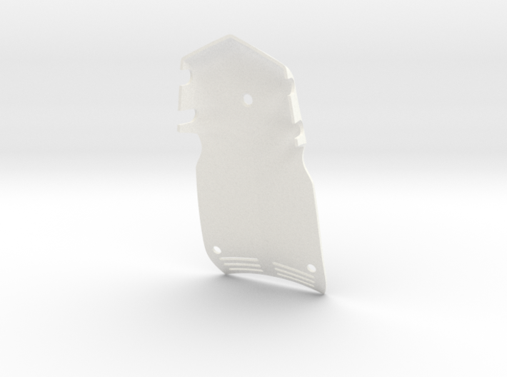 045011-01 Ampro Hornet Body, Hood 3d printed