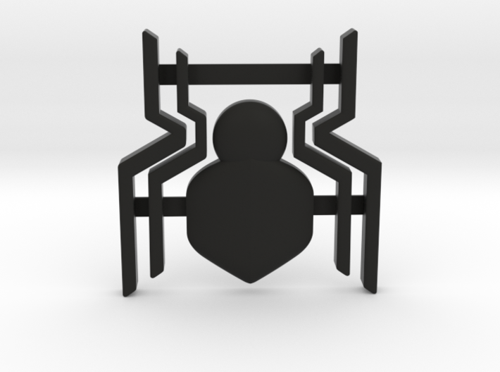 Spider-Man: Homecoming Symbol (Joined) 3d printed