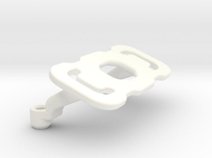 E-MAXX Castle Creations BEC Mount 3d printed
