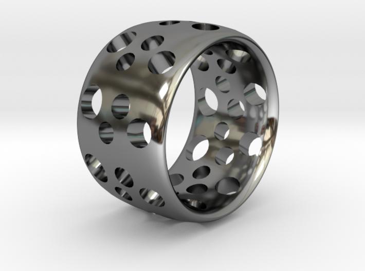 Polar O Ring 3d printed