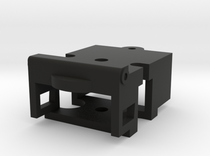 Atlas O Scale ALCo RS-1 Coupler Mount (Buffer) 3d printed