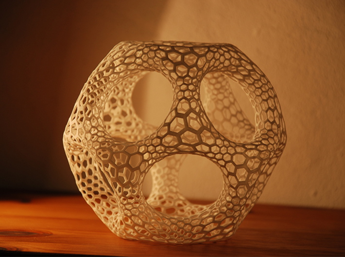 Nature-inspired Structure 3d printed