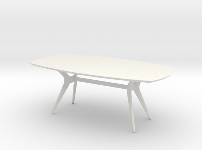 Printle Table 01- 1/24 3d printed