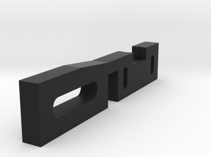 holder for One tactile switch for graflex/LS6 Clam 3d printed