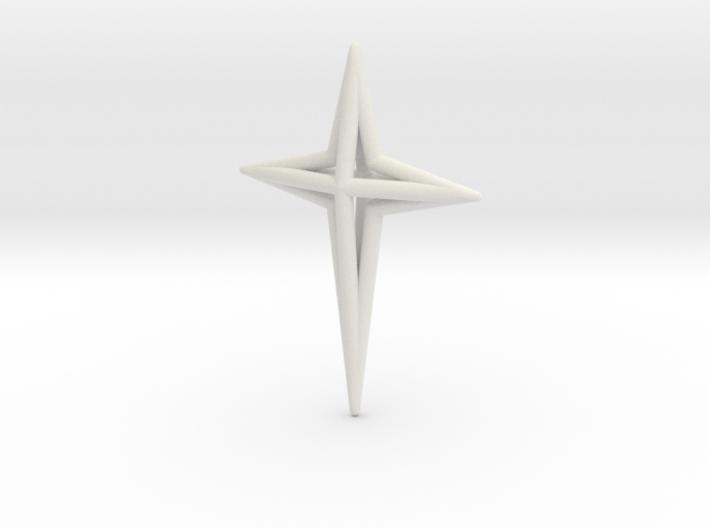Star 7x5x1 D3 3d printed
