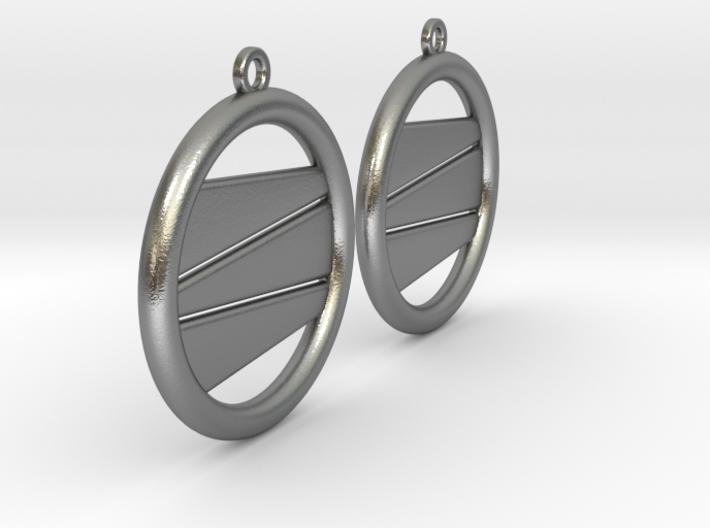 Earring GH Pair 3d printed