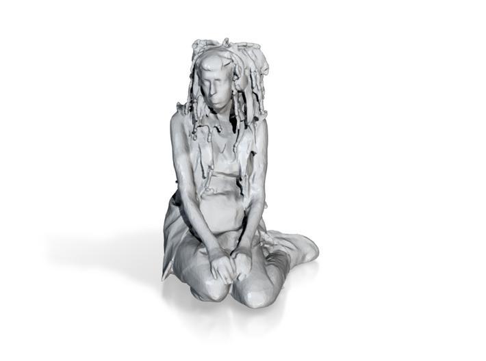 Printle C Femme 022-w/o base 3d printed