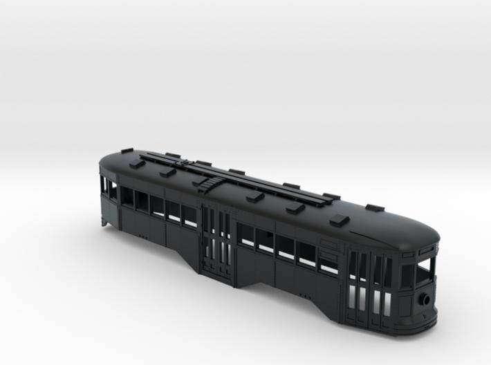 HO B&QT 6000-series Peter Witt Trolley BODY 3d printed