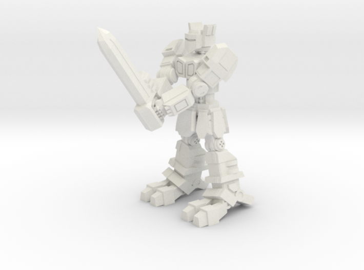 K1A7 'Knight' 3d printed