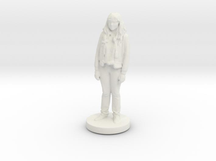 Printle C Femme 090- 1/64 3d printed