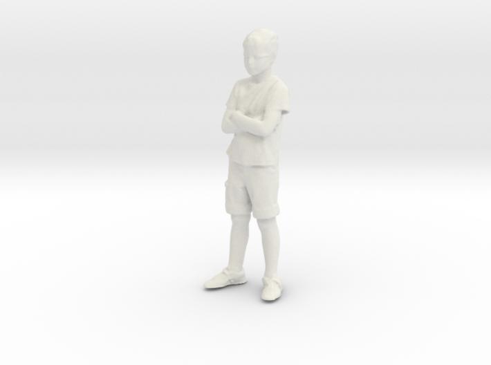 Printle Kid 023-w/o base 3d printed