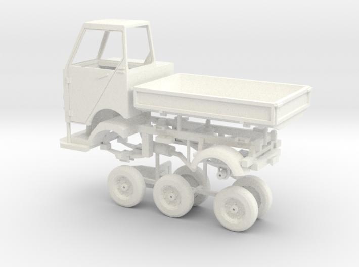 Multicar22 1:24 3d printed
