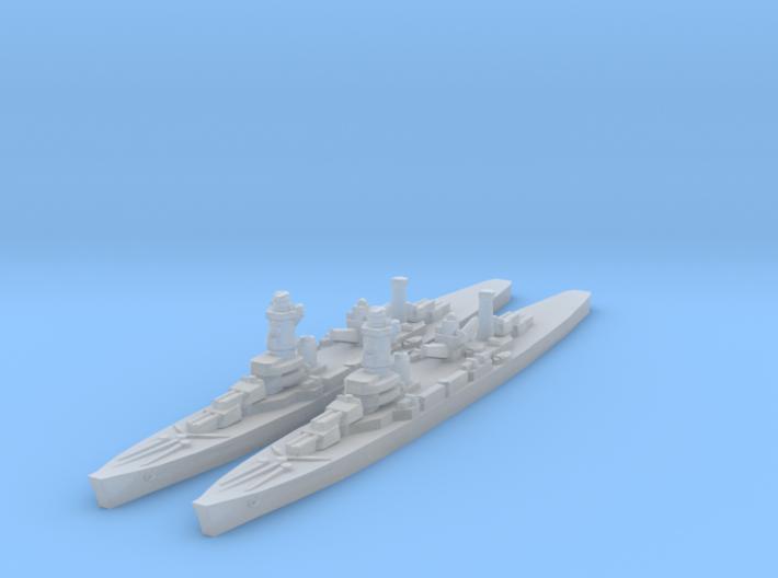Algérie cruiser 3d printed