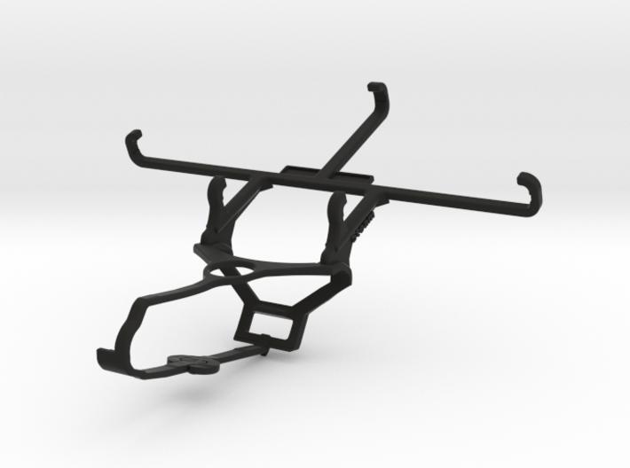 Steam controller & Archos Diamond 2 Plus - Front R 3d printed