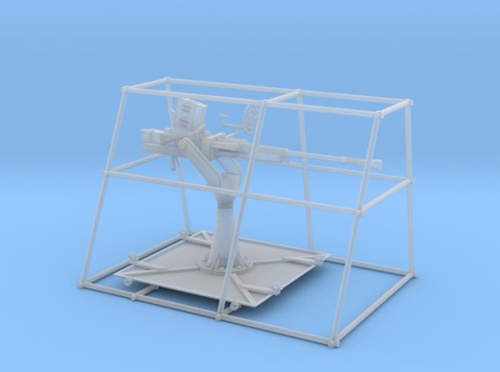 1/48 IJN Type 96 25mm Single w.Base 3d printed