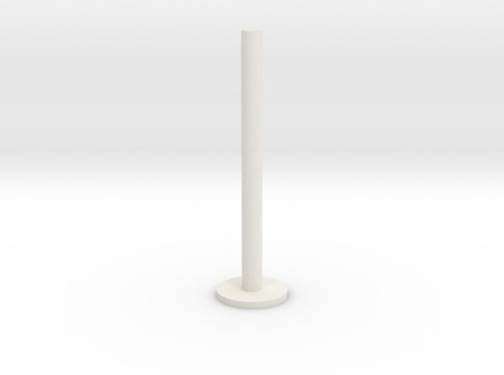 TK Grappling Hook Single Pin 3d printed