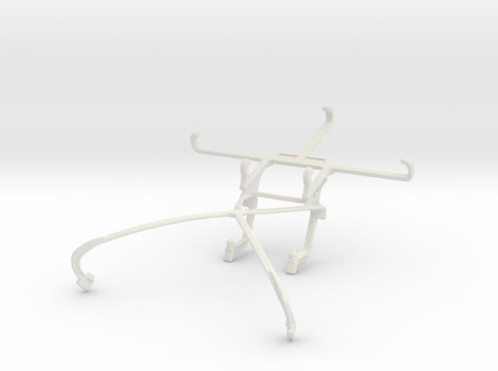 Controller mount for Shield 2015 & QMobile Noir A7 3d printed