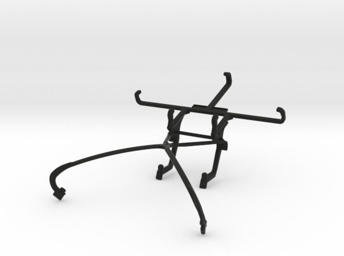 NVIDIA SHIELD 2014 controller & QMobile Noir i8 - 3d printed