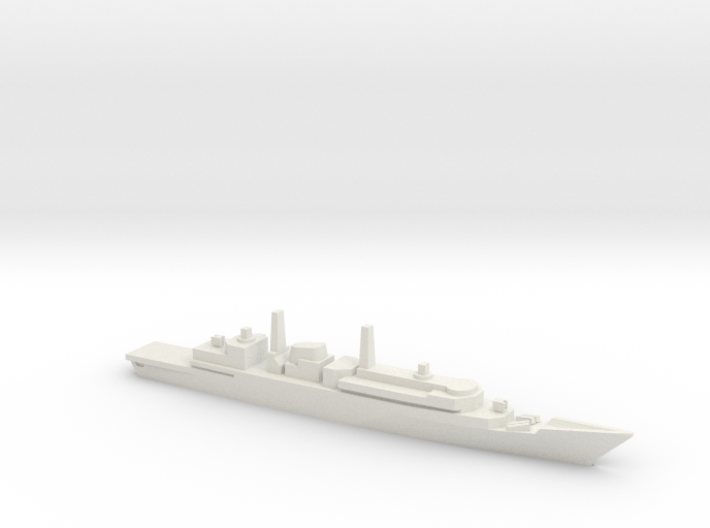 Type 22 Frigate Batch 2, 1/2400 3d printed