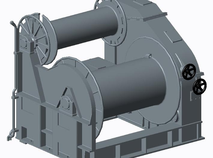 Kabeltrommel SM/BM-Booot 1:40 3d printed