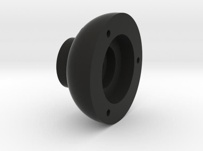 BULLET TRAILING ARM HUB 3d printed