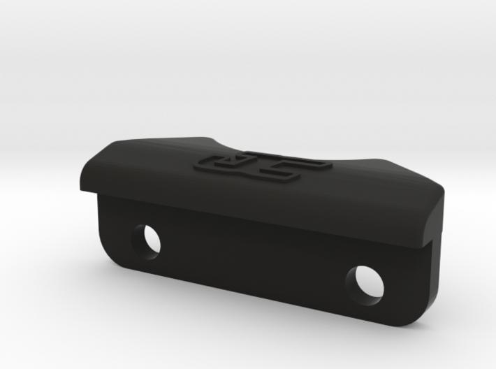 2619 - B6 REAR BUMPER 3D 3d printed