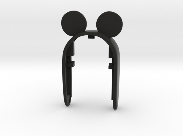 KEY FOB MICKEY MOUSE for Mini Cooper F54, F55, F 3d printed