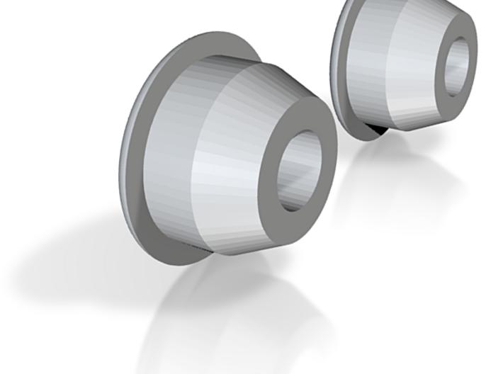 Headlamp-set 3d printed