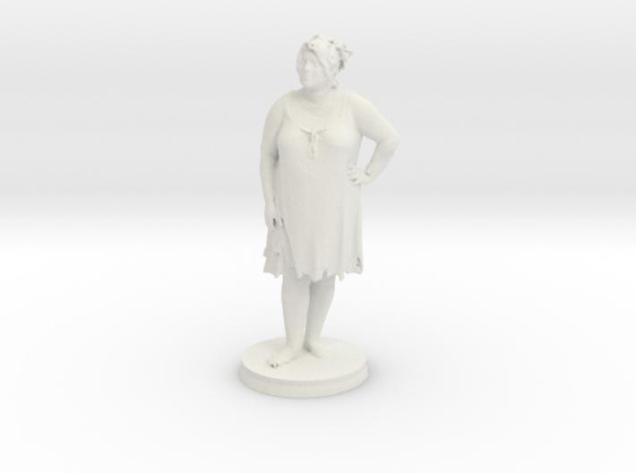 Printle C Femme 306 - 1/24 3d printed