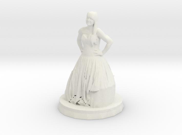 Printle C Femme 309 - 1/24 3d printed