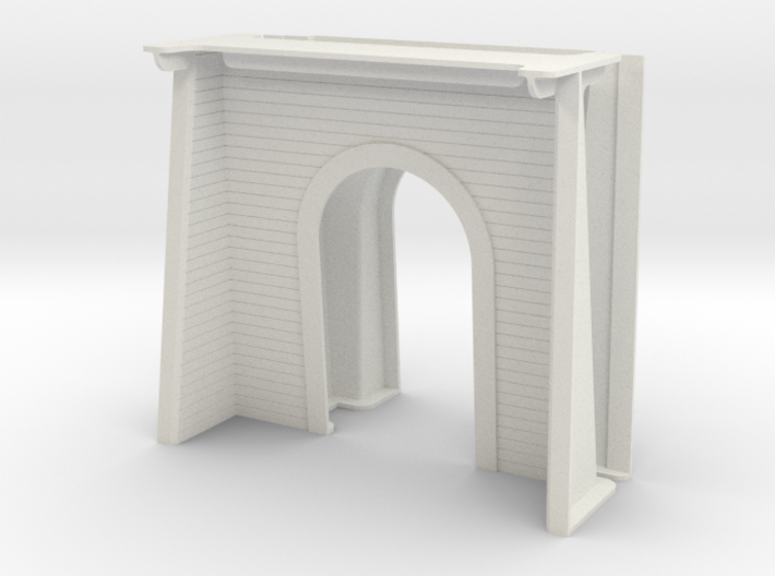 Alray Tunnel Portal 3d printed