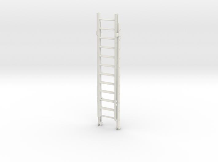 Printle Thing Ladder 01 - 1/24 3d printed