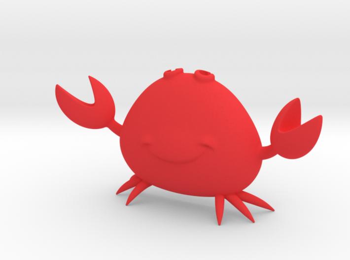 Apple EarPod Crab Holder 3d printed