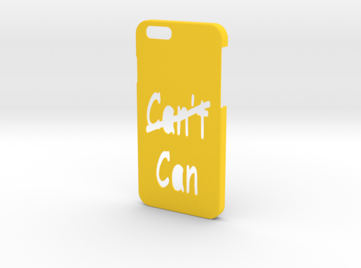 Iphone 6 Can Cant 3d printed