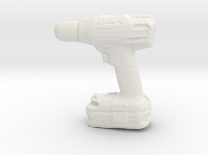 Prinle Driller 3d printed