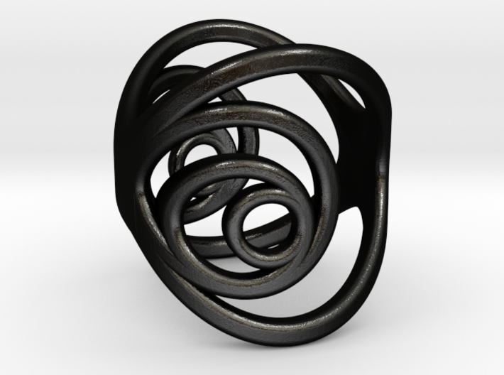 Aurea_Ring_2 3d printed