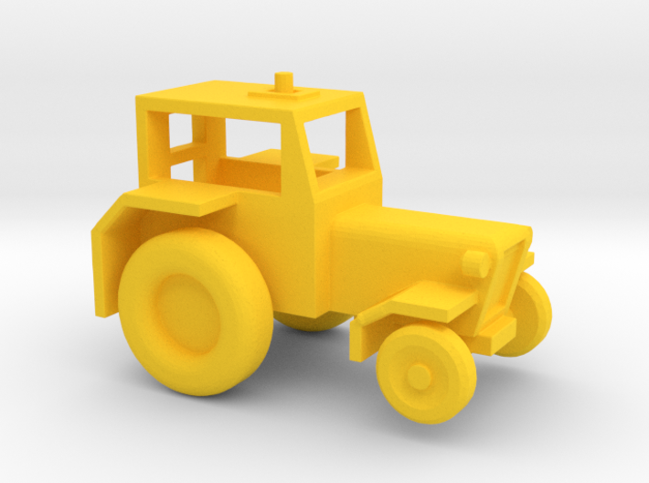 1/144 Scale Air Force Tow Tractor 3d printed