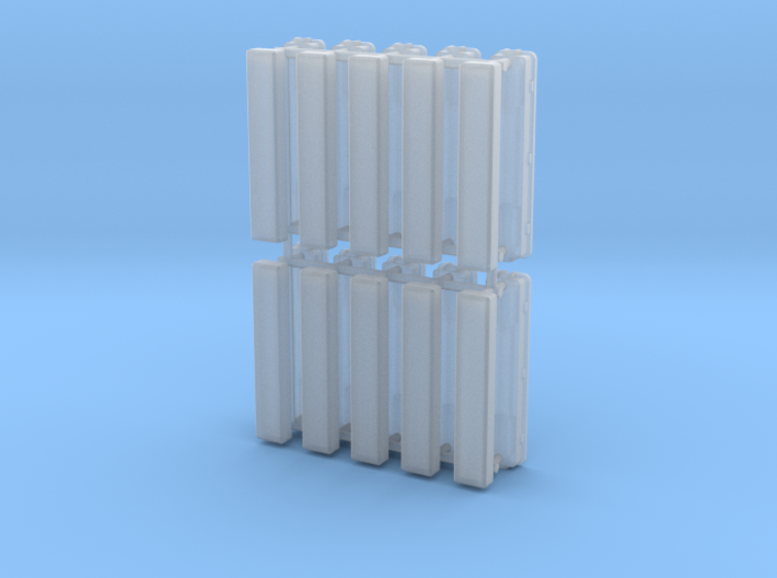 TL-lights large (10 pcs) 3d printed