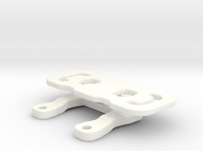 E-REVO Castle Creations BEC Mount - Low Profile 3d printed