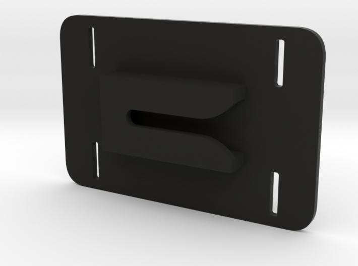 Tactical Universal Gun Clip Velcro 3d printed