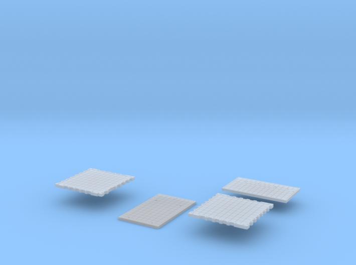 06C-battery Radiators 3d printed
