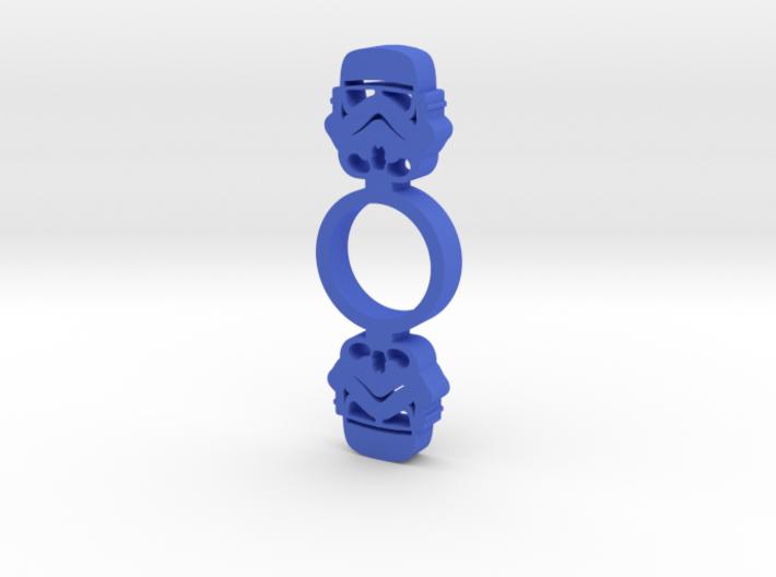 Storm Trooper Fidget Spinner 3d printed