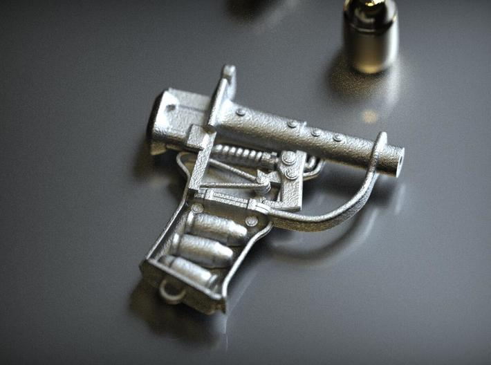 Liberator B 3d printed Photo ofStainless Steel#1