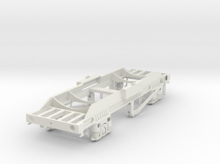 TTA Co2 tank wagon 7mm 3d printed