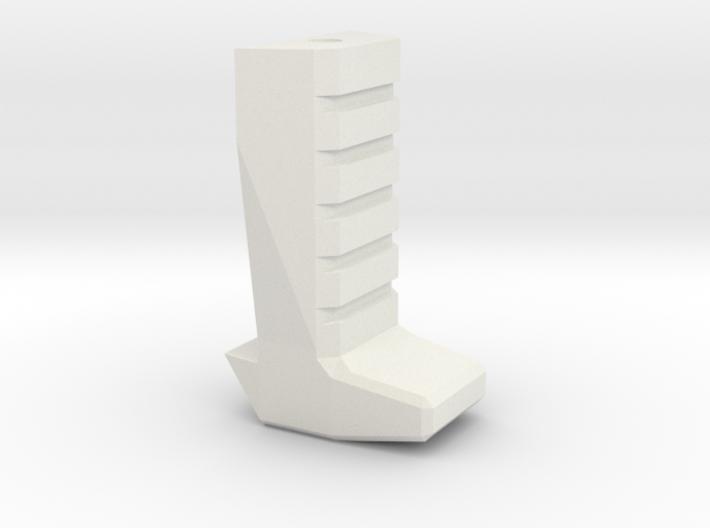Gladius V1 Grip (part 3 of 5) 3d printed