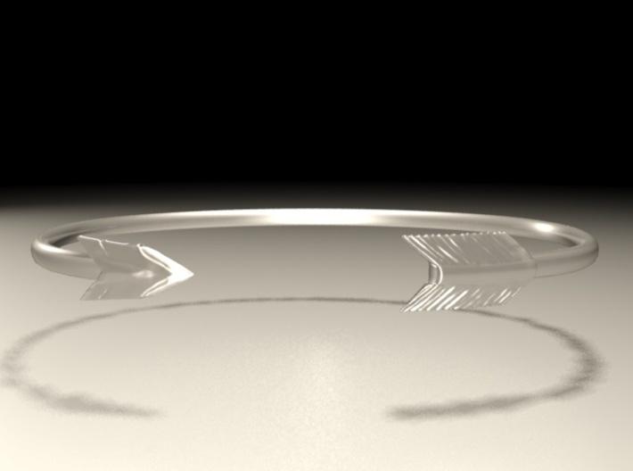 Arrow Bracelet 3d printed