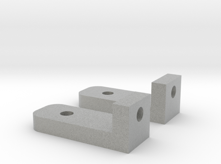 1/10 SCALE GROW ROOM FAN MOUNTS 3d printed