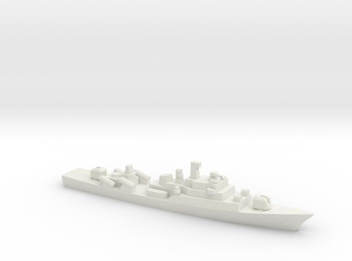 Yugoslav frigate Split, 1/2400 3d printed